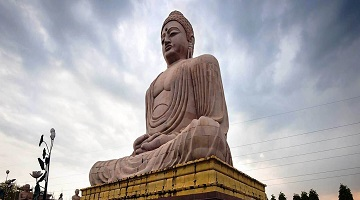 BUDDHIST CIRCUIT WITH BIRTH TO DEATH PLACE OF BUDDHA