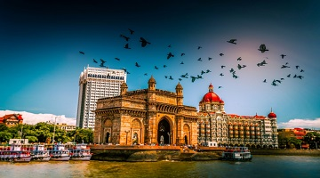 GOLDEN TRIANGLE TOUR WITH MUMBAI AND GOA