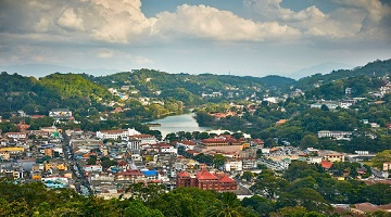 SRI LANKA WITH WILDLIFE, SPICES AND FORTS